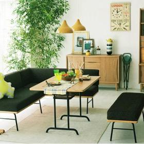 日式客厅背景墙设计案例展示