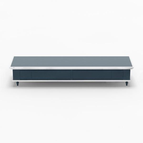 ... 卧室电视柜3d模型下载_现代简欧实木烤漆卧室电视柜