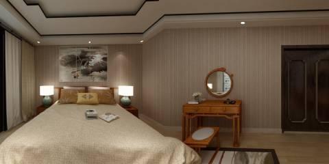 清山湖卧房3装修设计方案