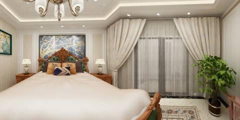 朱总三楼卧室装修设计方案