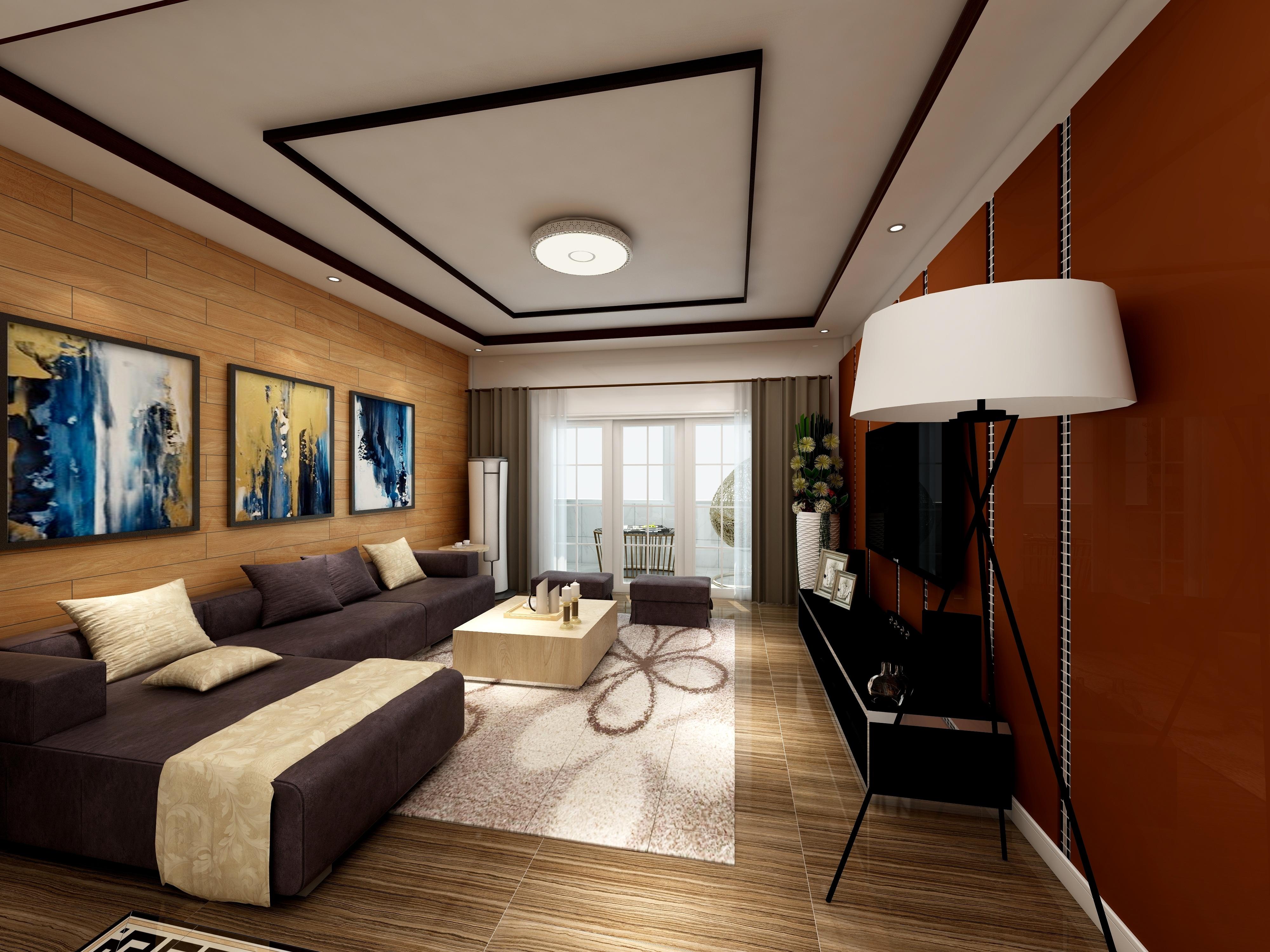 上海公园豪庭豪华两居室