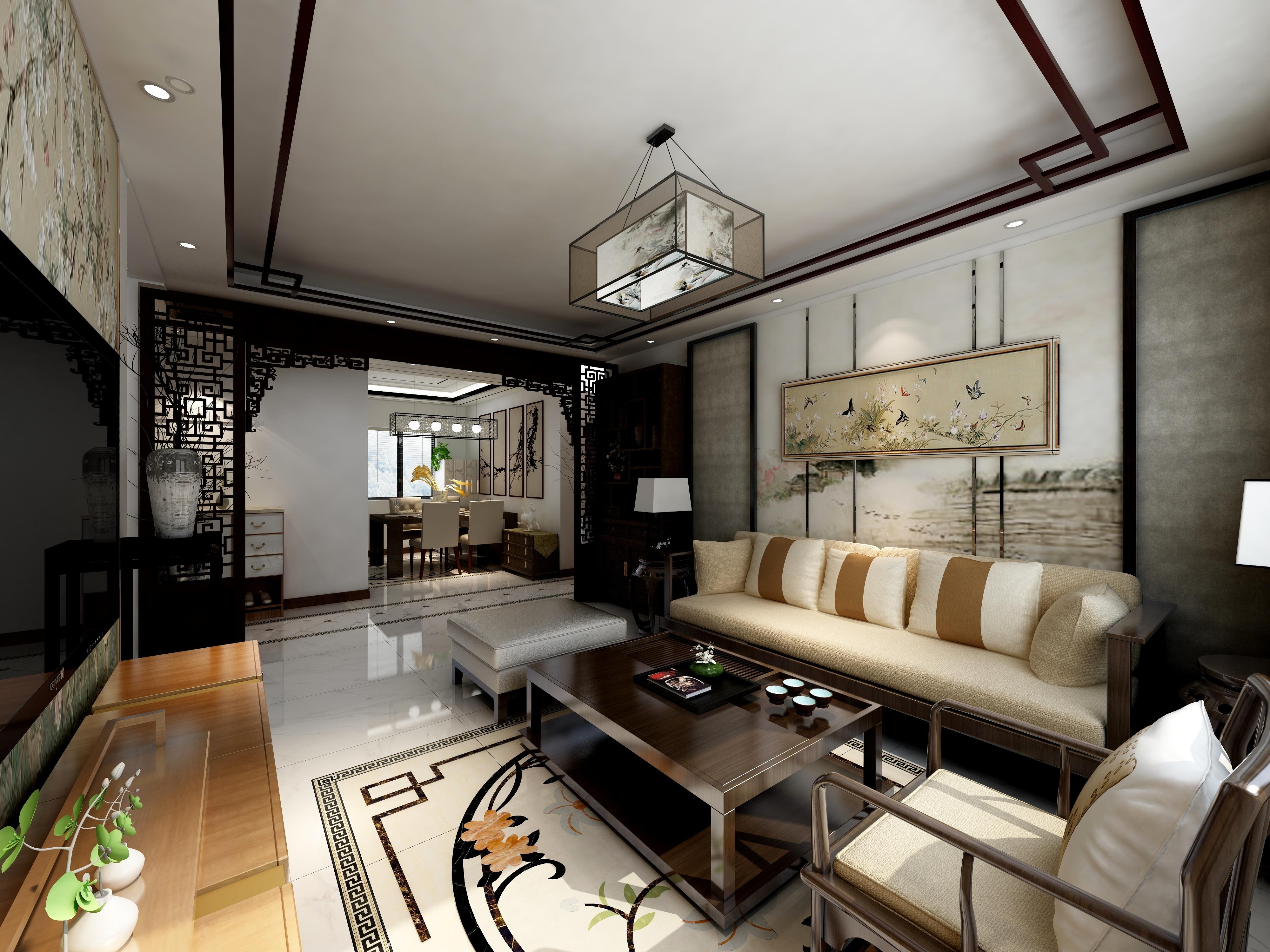 新中式美宅