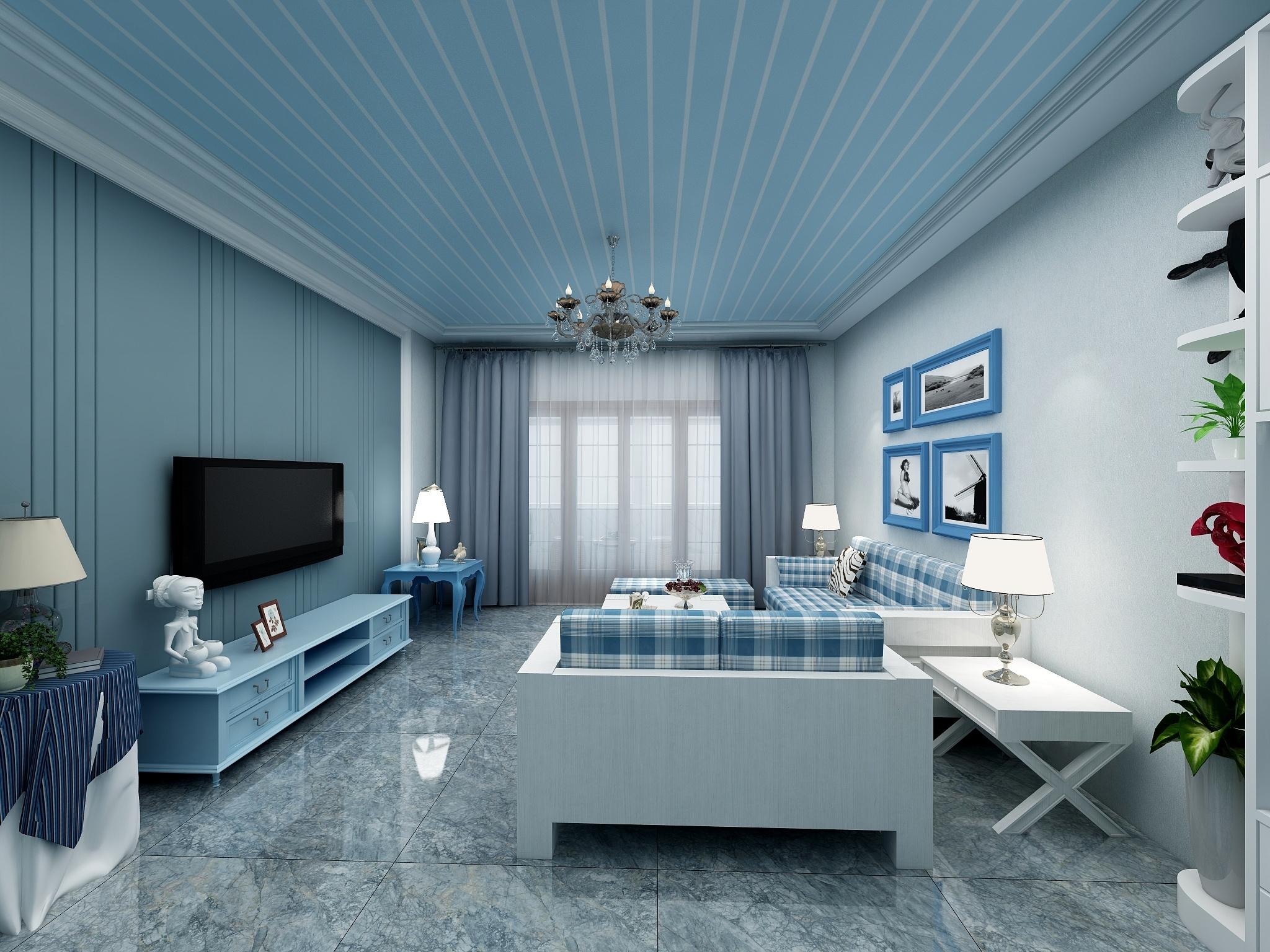 126平超靓地中海风格-设计师:刘老师