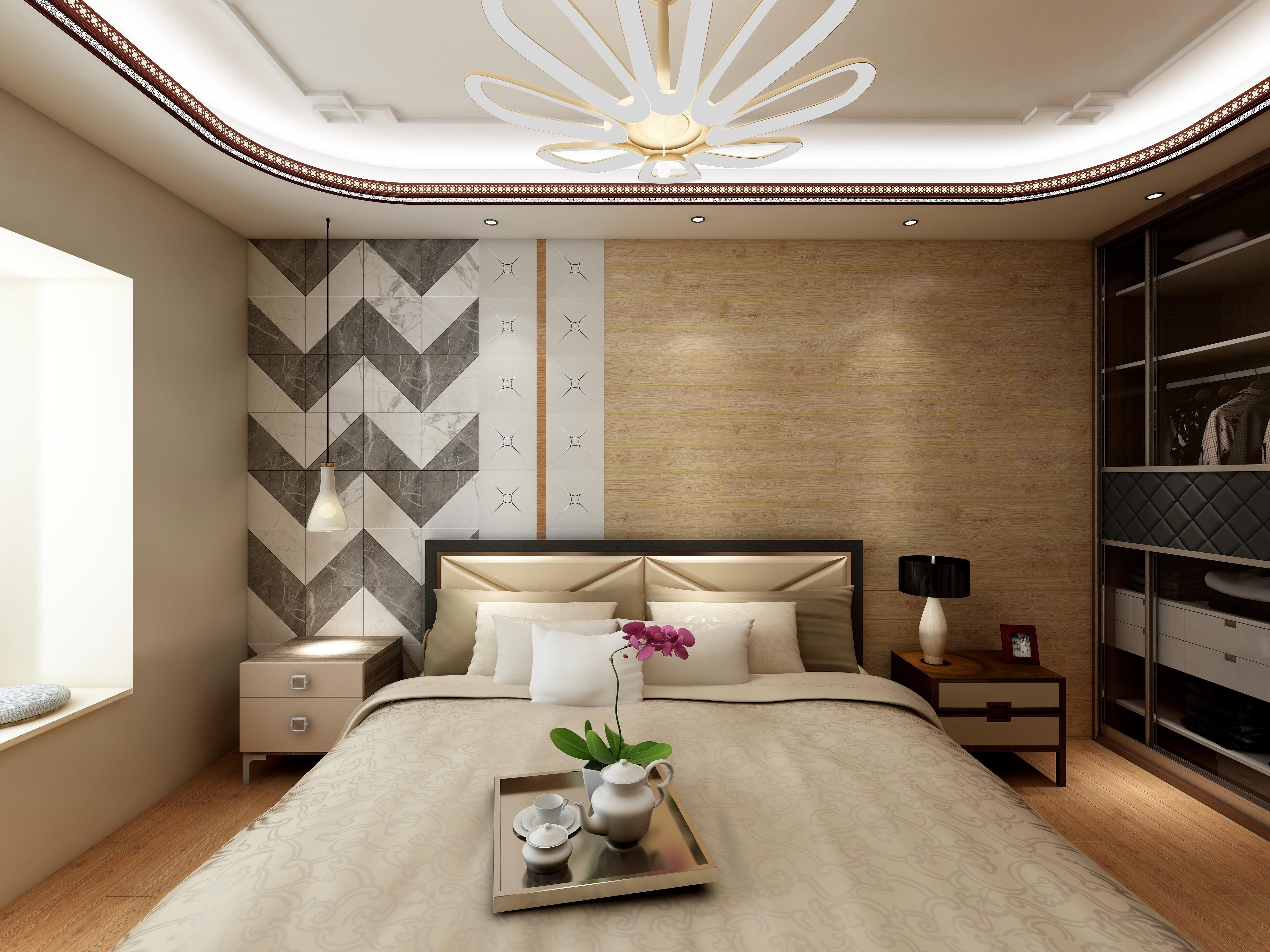设计师-云飞|#品质生活#上海汤臣豪园新中式-设计师:云飞