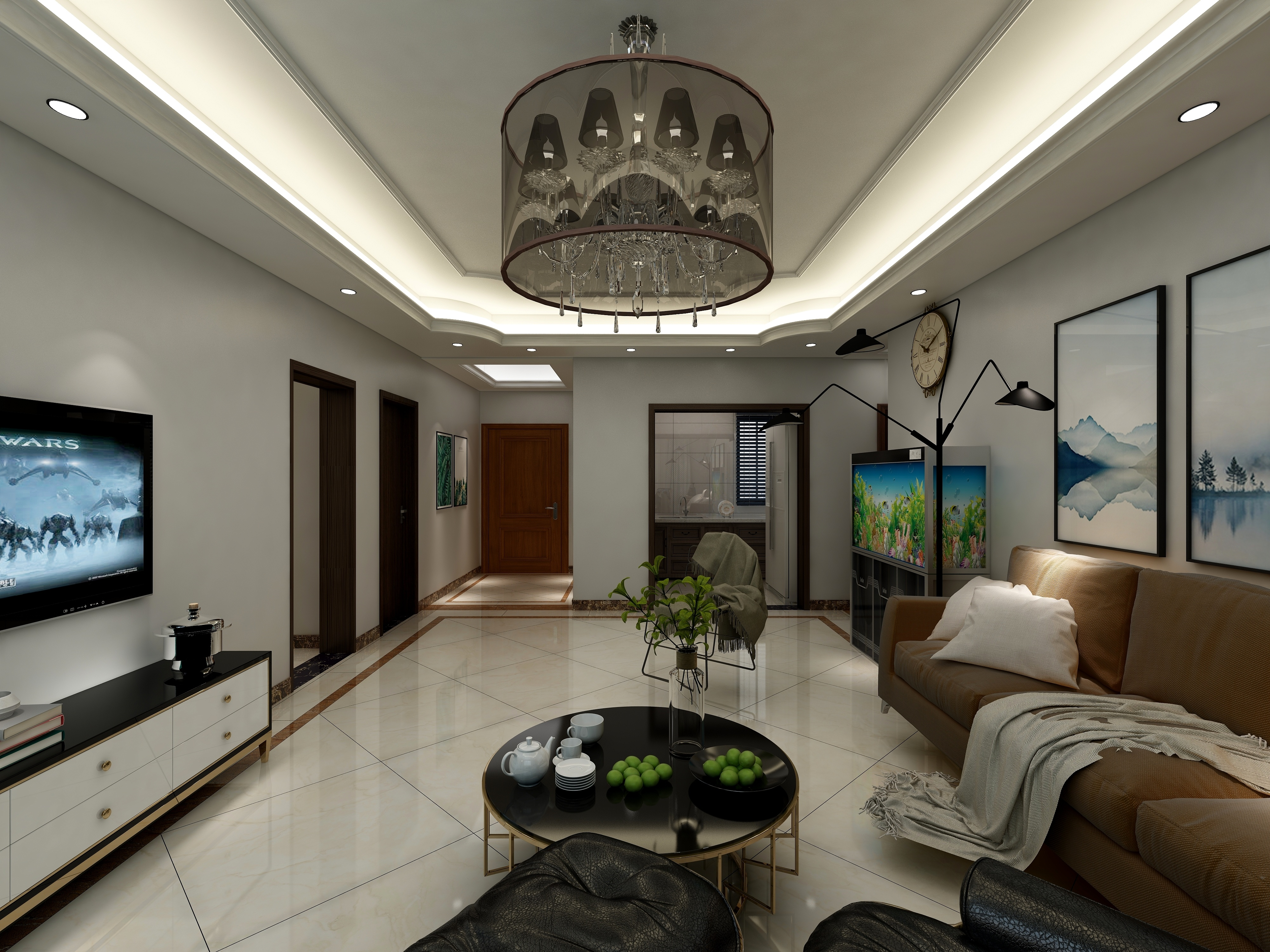 #品质生活#汉城国际9号88702-设计师:闵政
