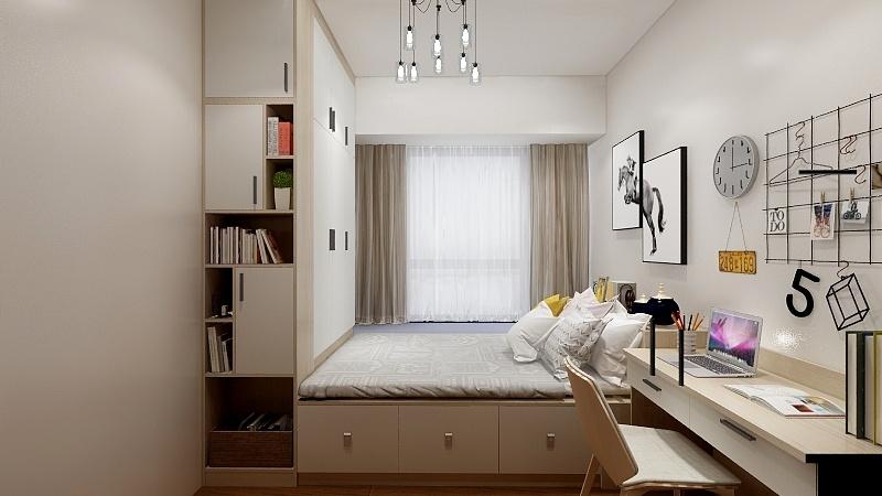 保利罗兰国际-设计师:香港佰怡家全屋定制