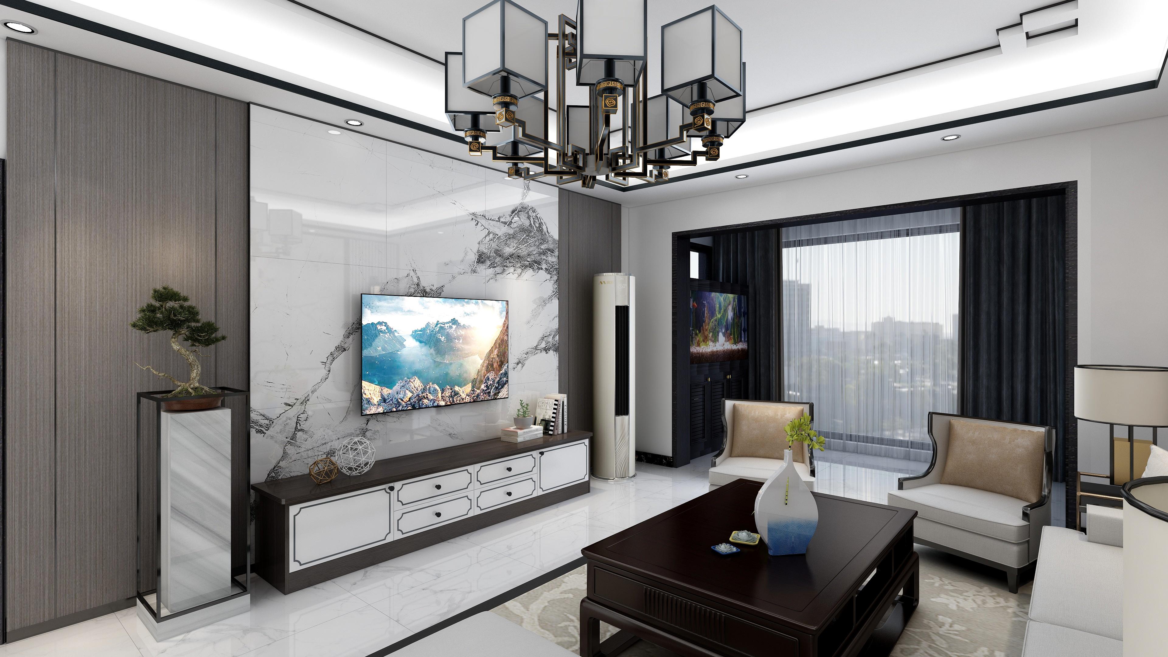 清远龙湾2期110方4房2厅