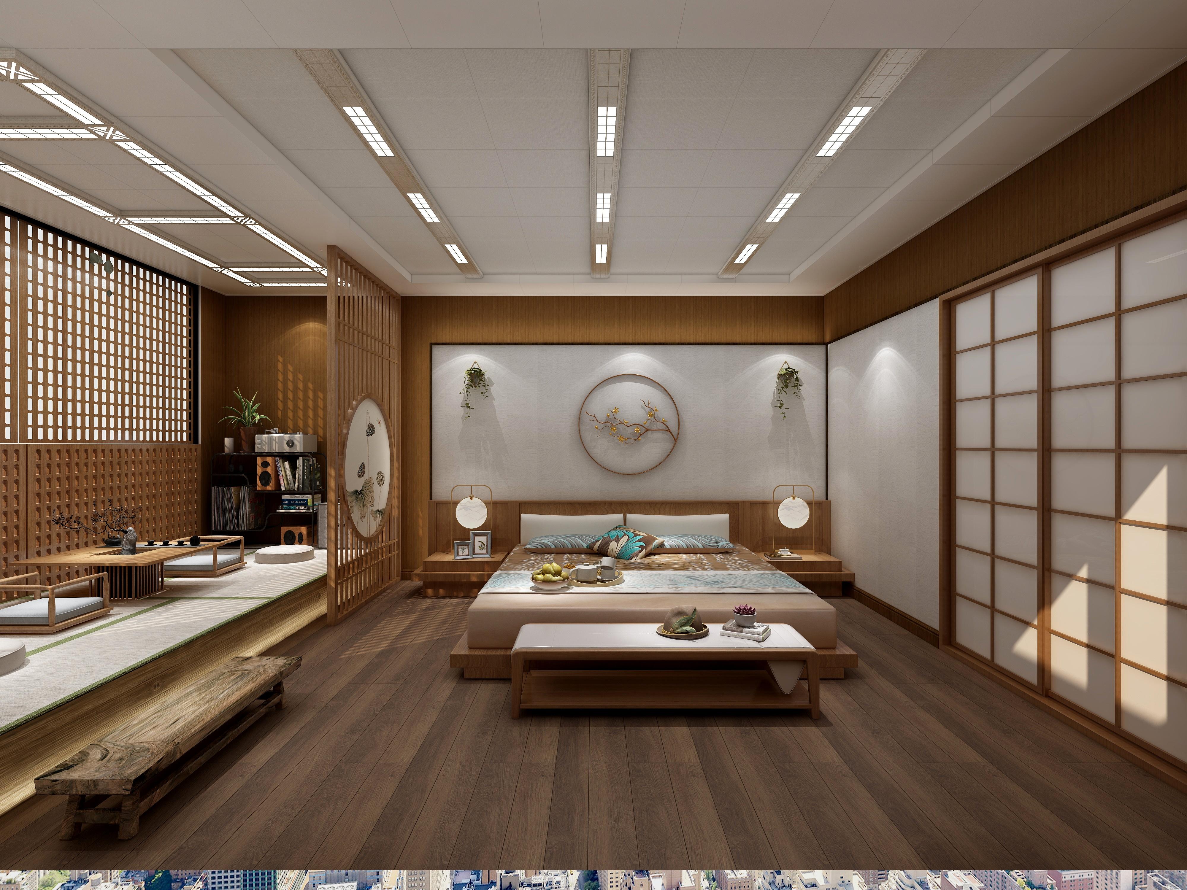 精品方案-日式空间风格1-副本