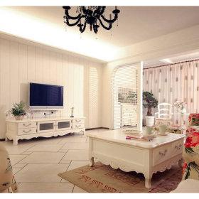 客厅沙发电视背景墙装修效果展示