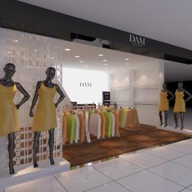 服装店设计案例展示
