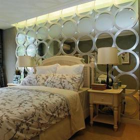 简欧美式韩式卧室装修案例