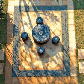 中式花园设计案例展示
