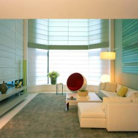 后现代客厅设计案例展示
