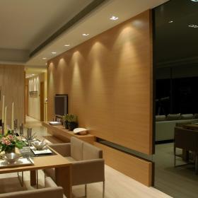 现代简约简欧宜家餐厅设计案例
