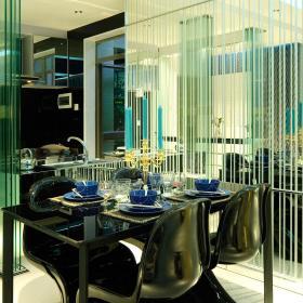 现代简约后现代餐厅图片