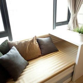 现代简约飘窗&落地窗设计方案