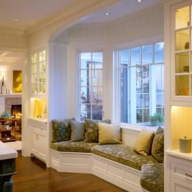 现代简约欧式简欧飘窗&落地窗设计方案