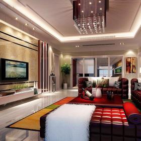 新古典客厅设计案例展示