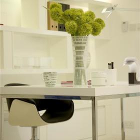 现代简约植物设计案例展示