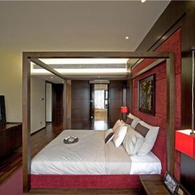 新中式卧室案例展示