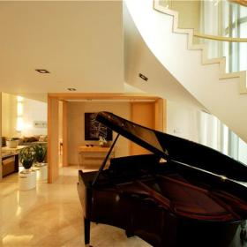 现代简约楼梯设计方案