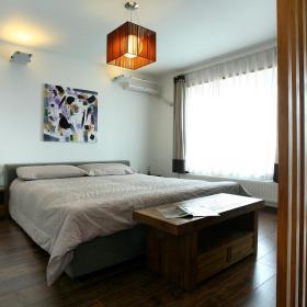 现代简约复古新中式卧室装修效果展示