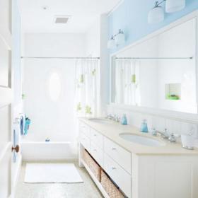 淋浴房设计方案