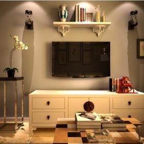 中式背景墙电视背景墙设计方案