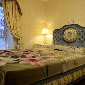 欧式浪漫的套间设计