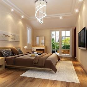 现代卧室卧室家具装修效果展示