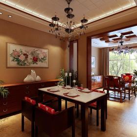 中式餐厅案例展示